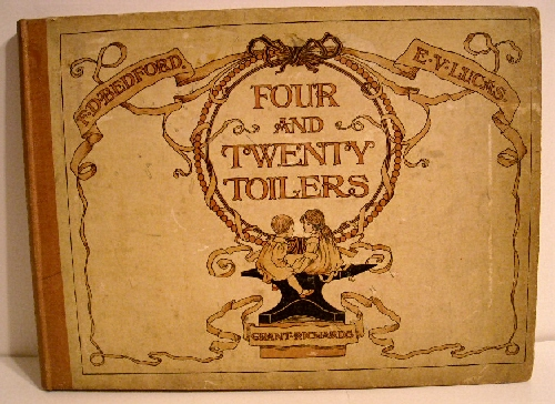 Image for Four and Twenty Toilers.