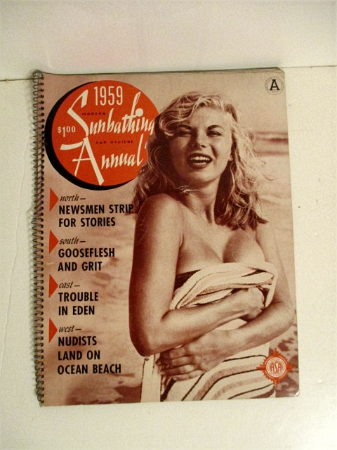 Image for Modern Sunbathing and Hygiene Annual 1959.