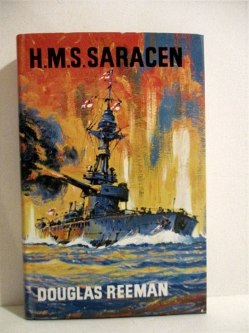 Image for H.M.S. Saracen.