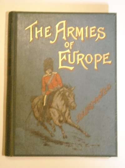 Image for Armies of Europe Illustrated.