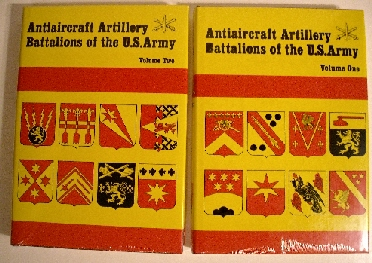 Image for Antiaircraft Battalions of the US Army. Vol I & Vol II.
