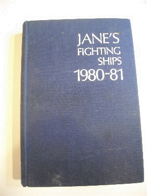 Image for Jane's Fighting Ships 1980-81.
