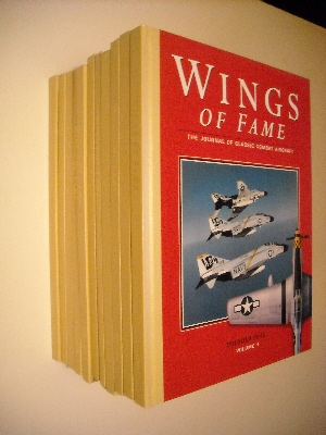 Image for Wings of Fame: Journal of Classic Combat Aircraft. Vol. 2.