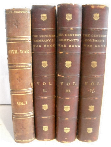 Image for Battles & Leaders of the Civil War. (4 vols) Mismatched Set.